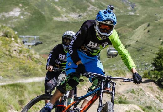 Downhill a Daolasa in Val di Sole - 3