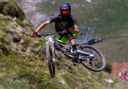 Downhill a Daolasa in Val di Sole - 4