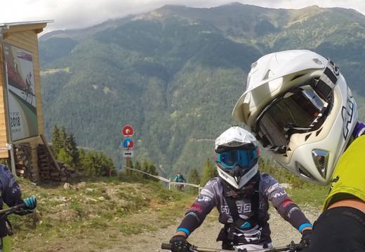 Downhill a Daolasa in Val di Sole - 5