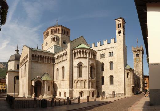 Il Duomo di S.Vigilio di Trento