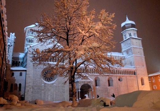Trento d'inverno - Doss Trent