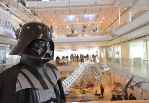 Star wars al Muse di Trento