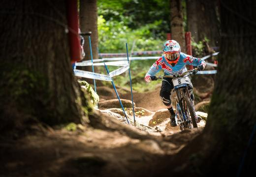 Mondiali di mountain bike e downhill in Val di Sole