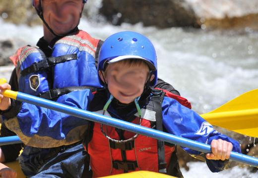 Discese in rafting in Val di Sole - 4