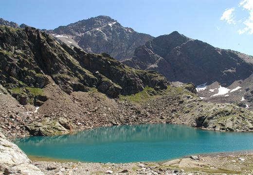Laghi alpini nel Parco Nazionale dello Stelvio