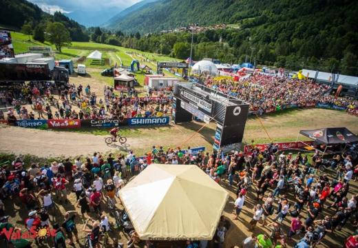 Eventi Mondiali - Downhill in Val di Sole