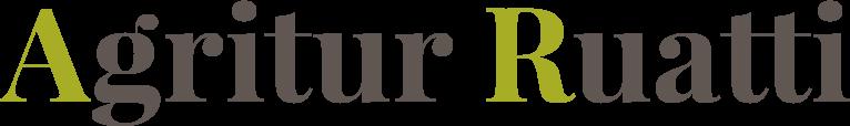 Logo Agritur Ruatti